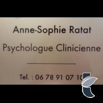 Therapeute : Vienne à Poitiers : Anne-sophie RATAT