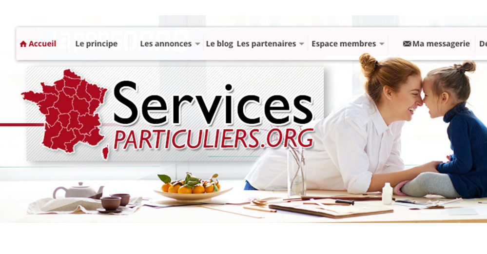 services particuliers .org