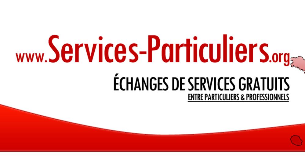 Echange de services entre particuliers