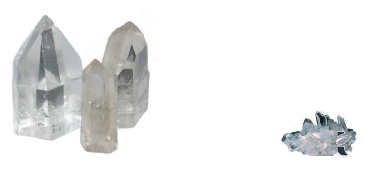 Cristal de roche : lithotherapie