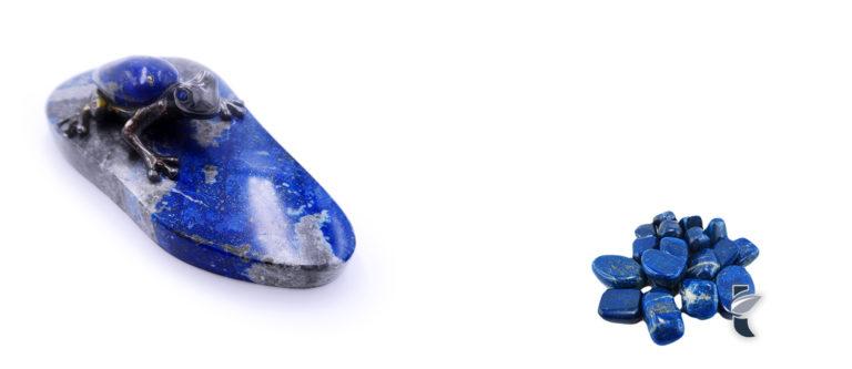 Lapis lazuli : lithotherapie
