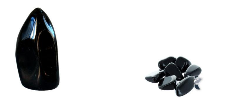 Obsidienne noire : lithotherapie