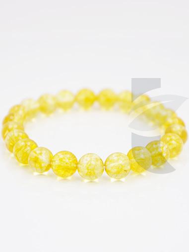 bracelet citrine qualité