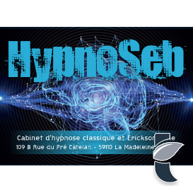 Hypnose Ericksonienne : Nord à La Madeleine : Sébastien JACQUEL