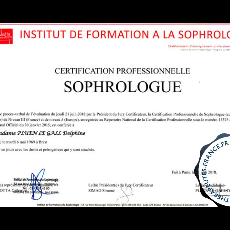 Sophrologie 45.00 60