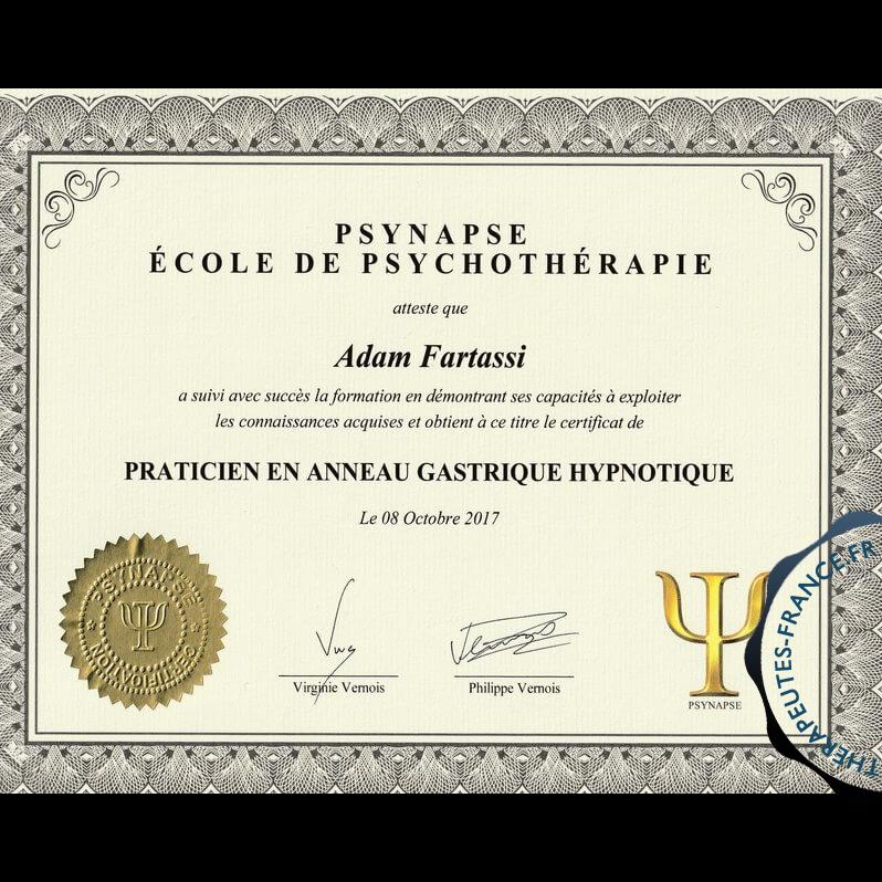 Anneau Gastrique Hypnotique 50.00 1