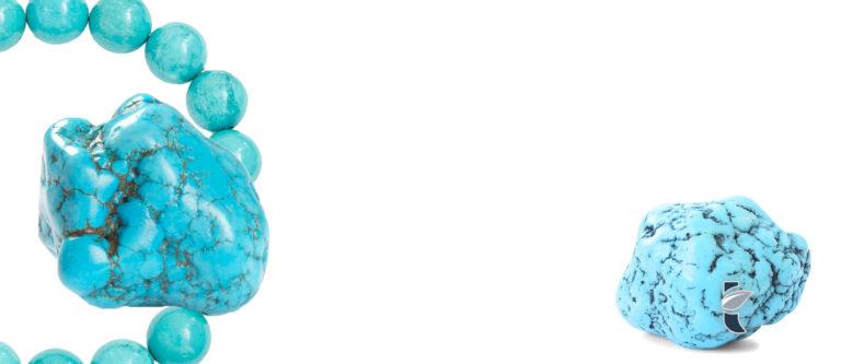 turquoise lithotherapie