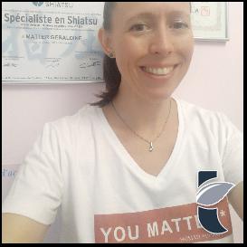 Shiatsu : Alpes-Maritimes à Nice : Géraldine MATTER